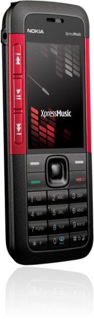 <i>Nokia</i> 5310 XpressMusic