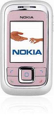 <i>Nokia</i> 6111 Pink