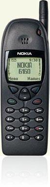 <i>Nokia</i> 6160
