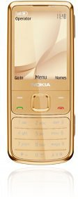 <i>Nokia</i> 6700 classic Gold Edition