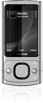<i>Nokia</i> 6700 Slide