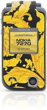 <i>Nokia</i> 7270 Versace
