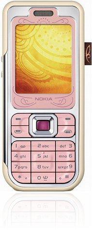 <i>Nokia</i> 7360 Pink Edition