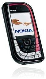 <i>Nokia</i> 7610 Black Blue Dictionary
