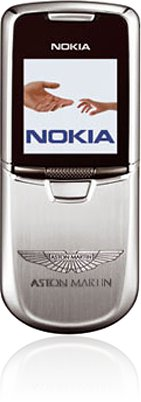 <i>Nokia</i> 8800 Aston Martin Edition