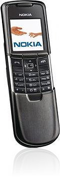 <i>Nokia</i> 8800 Black