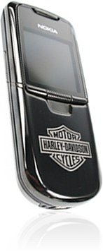 <i>Nokia</i> 8800 Harley-Davidson