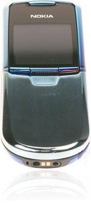 <i>Nokia</i> 8800 Light Blue