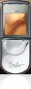 <i>Nokia</i> 8800 Sirocco Brian Eno Signature Edition