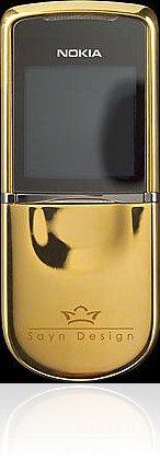 <i>Nokia</i> 8800 Sirocco Diamond Edition