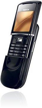 <i>Nokia</i> 8800 Sirocco Edition