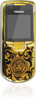 <i>Nokia</i> 8800 Sirocco Versace