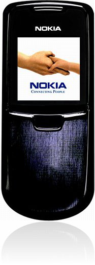 <i>Nokia</i> 8800 UltraViolet Exclusive Edition