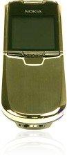 <i>Nokia</i> 8800 White Gold