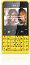 <i>Nokia</i> Asha 210
