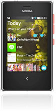 <i>Nokia</i> Asha 503