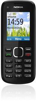 <i>Nokia</i> C1-02