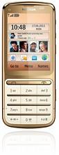 <i>Nokia</i> C3-01 Gold Edition