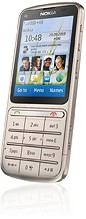 <i>Nokia</i> C3-01 Touch and Type