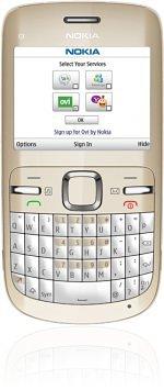 <i>Nokia</i> C3
