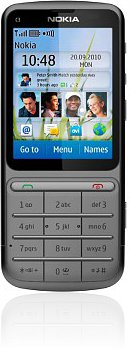 <i>Nokia</i> C3 Touch and Type