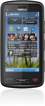 <i>Nokia</i> C6-01