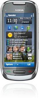 <i>Nokia</i> C7-00