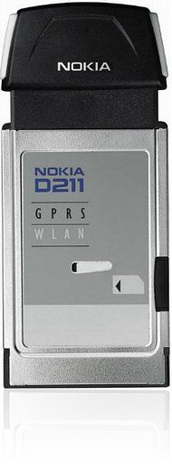 <i>Nokia</i> Card Phone D211