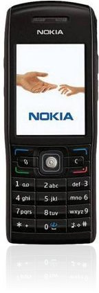 <i>Nokia</i> E50 (with camera)