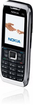 <i>Nokia</i> E51 (without camera)