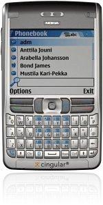 <i>Nokia</i> E62