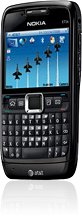 <i>Nokia</i> E71x