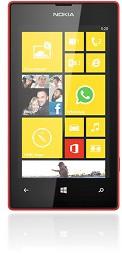 <i>Nokia</i> Lumia 520