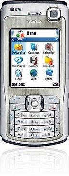 <i>Nokia</i> N70