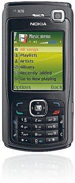 <i>Nokia</i> N70 Music Edition