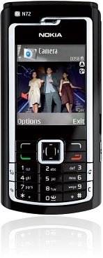 <i>Nokia</i> N72