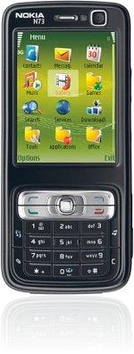 <i>Nokia</i> N73 Godfather Edition