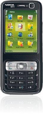 <i>Nokia</i> N73 Music Edition