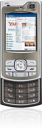 <i>Nokia</i> N80 Internet Edition