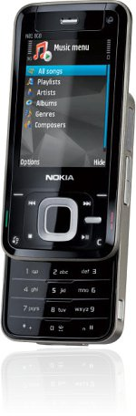 <i>Nokia</i> N81 8 GB