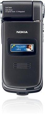 <i>Nokia</i> N93i Transformers Edition