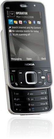<i>Nokia</i> N96