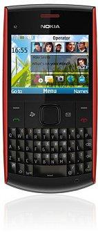 <i>Nokia</i> X2-01