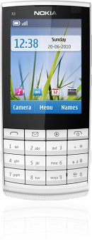 <i>Nokia</i> X3-02
