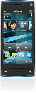 <i>Nokia</i> X6 8Gb