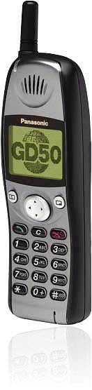 <i>Panasonic</i> GD50
