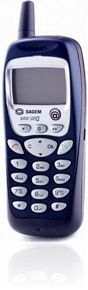 <i>Sagem</i> MW950