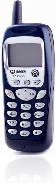 <i>Sagem</i> MW956