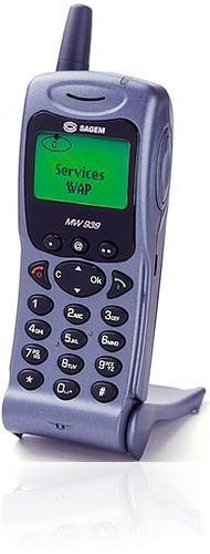 <i>Sagem</i> MW 939 WAP