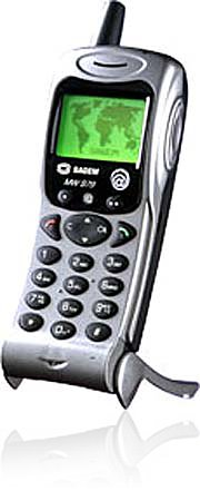 <i>Sagem</i> MW 979 GPRS